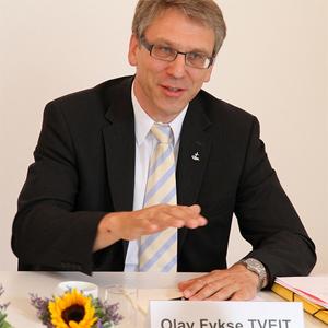 Kirikute Maailmanõukogu peasekretär õp dr Olav Fykse Tveit (foto: CC/SEK/Flügge/epnn)