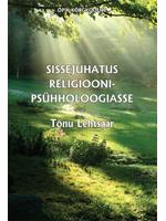 sissejuhatus religioonipsühholoogiasse_kaas.indd