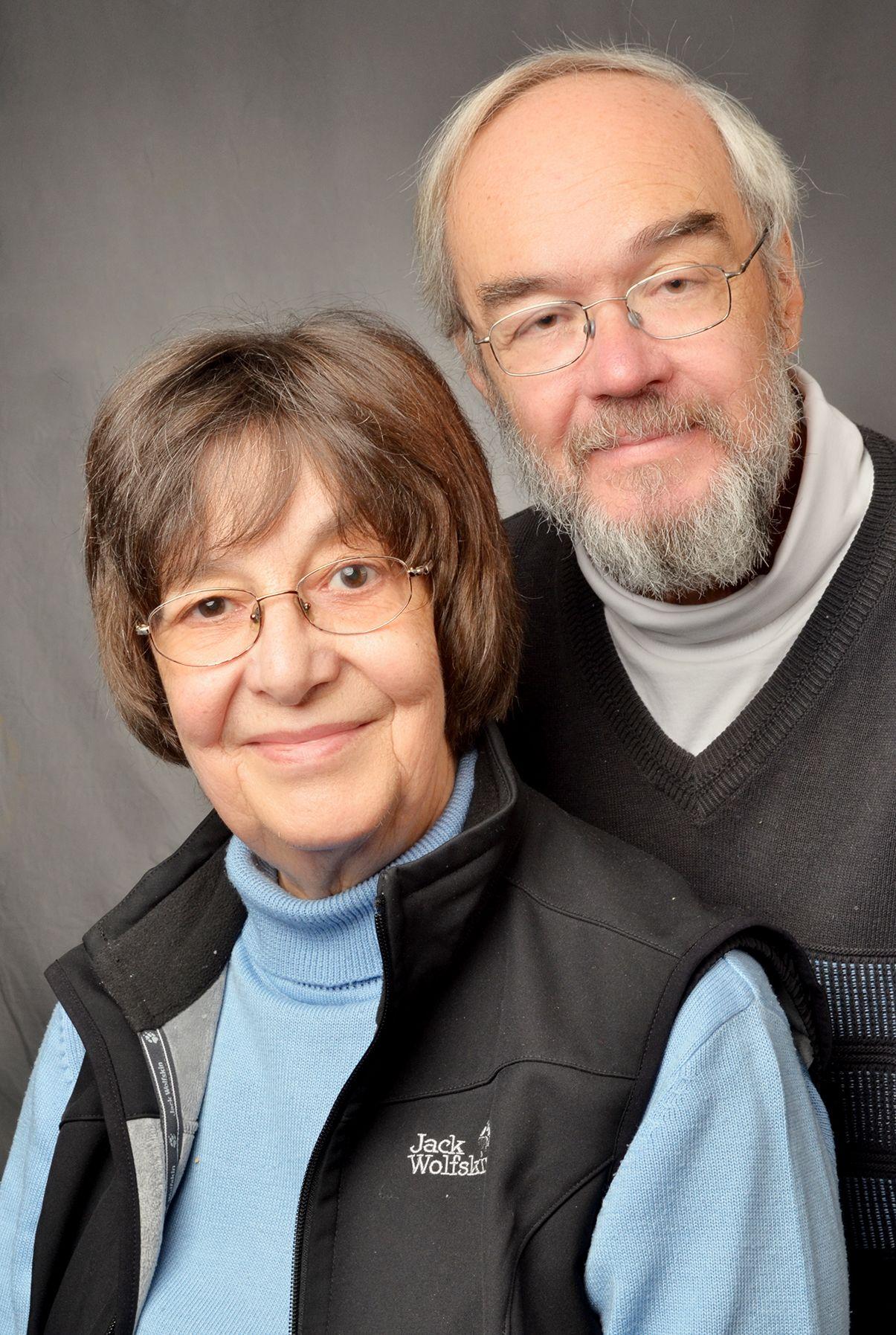Rosemarie ja Christoph Elsas