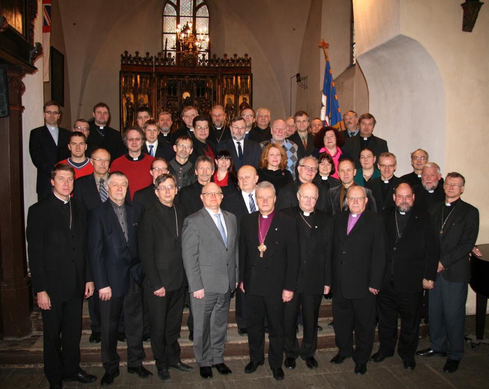Kirikukogu 29. koosseis