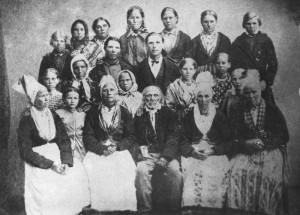 Tõstamaa laulukoor 1865