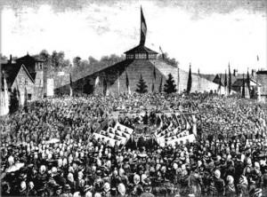 Teine üldlaulupidu Tartus 1879. aastal