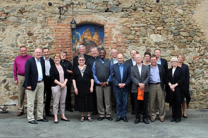 Komisjoni liikmed ühispildil, foto: PCPCU/LML