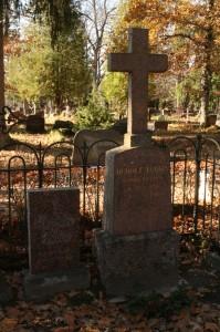 Rudolf Tobiase haud Kullamaal