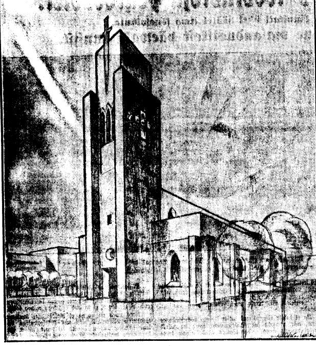 Jaani kirik 1934