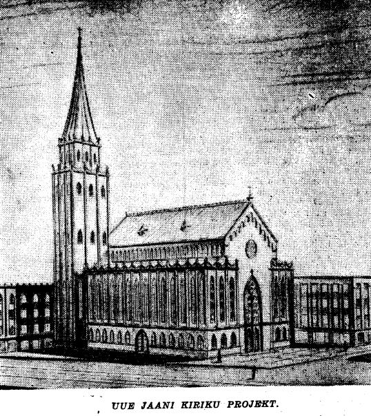 Jaani  kirik 1937