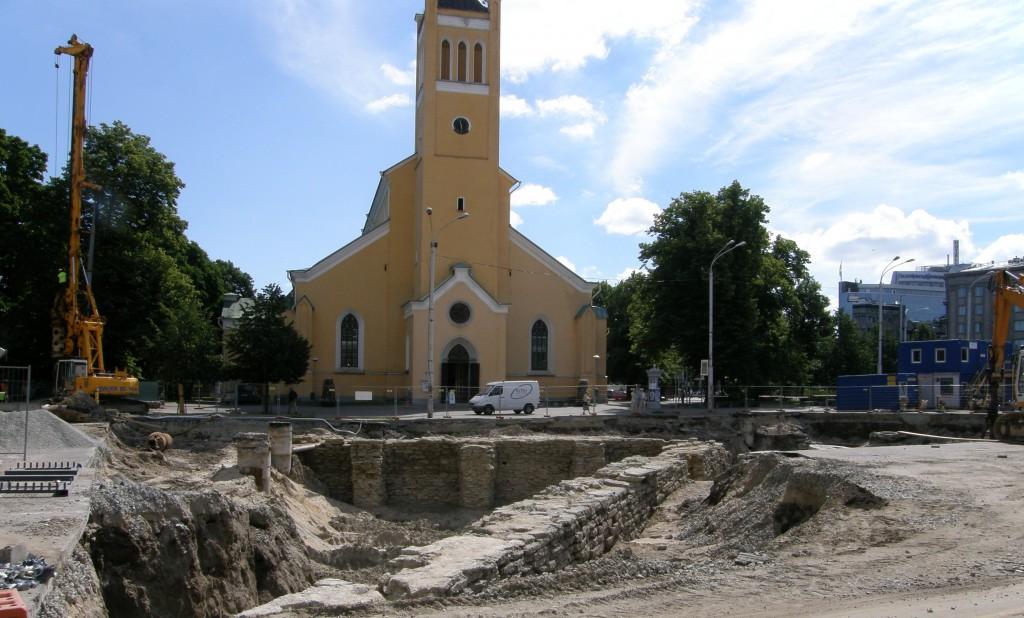 Jaani kirik 2008