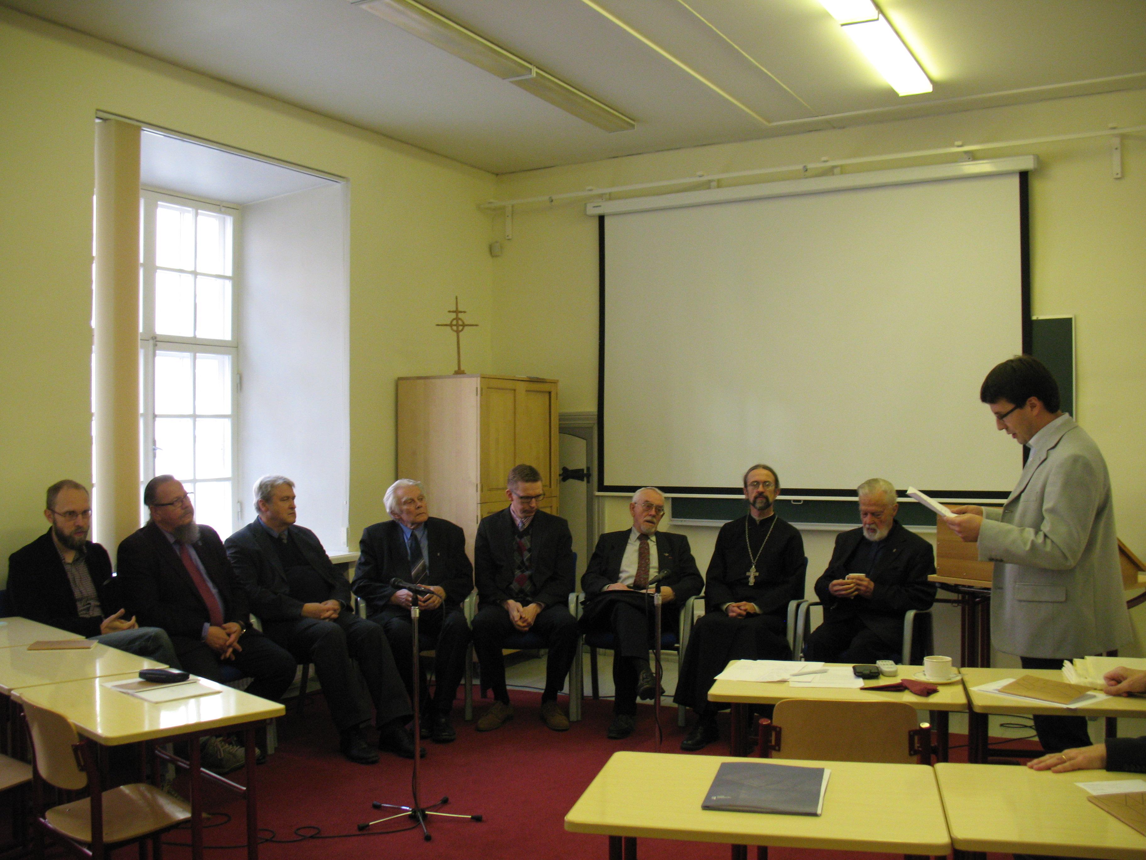 Seminari paneeldiskussioon, foto: Priit Rohtmets
