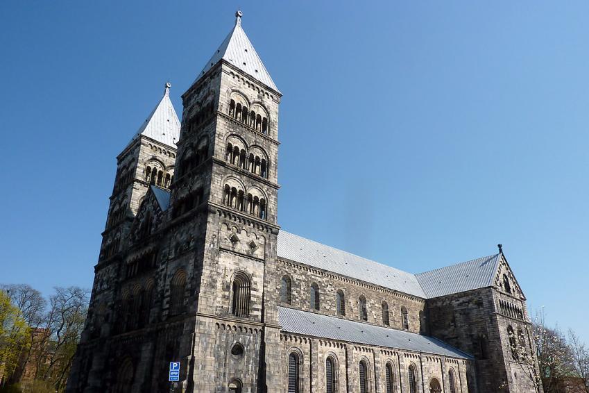 Lundi katedraal. Foto: Beth M527 (Flickr).