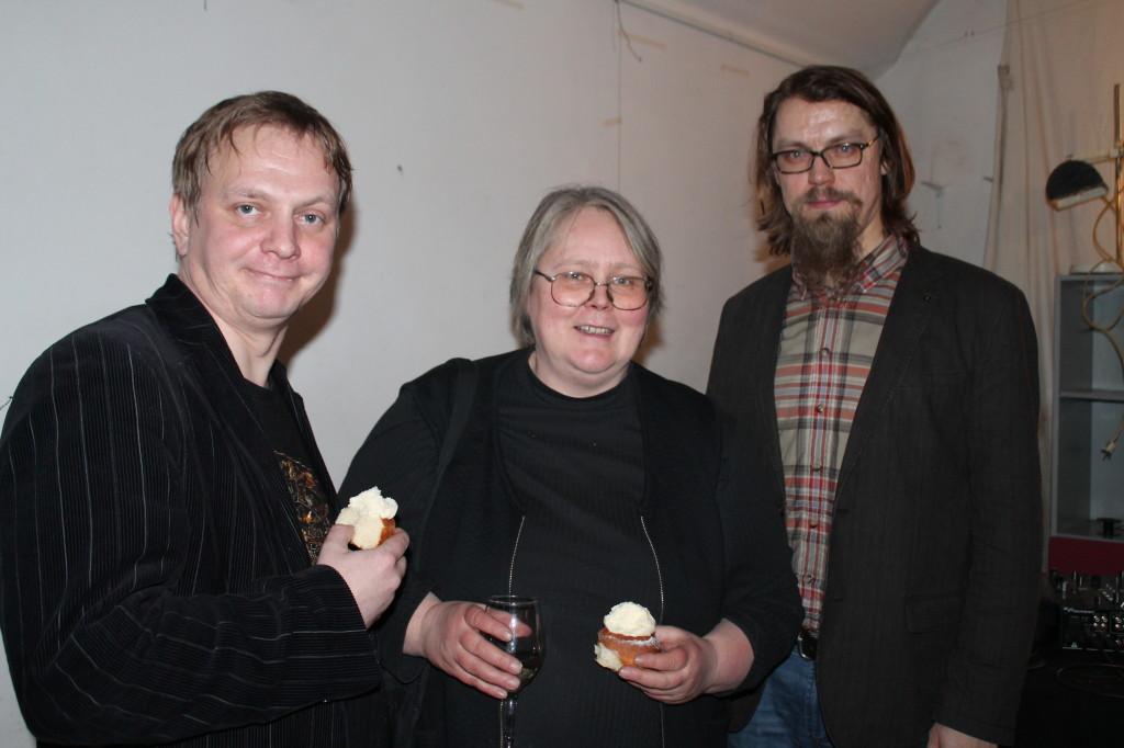 Akadeemia auhinnaseminar 2016 (foto - Liina Raudvassar)
