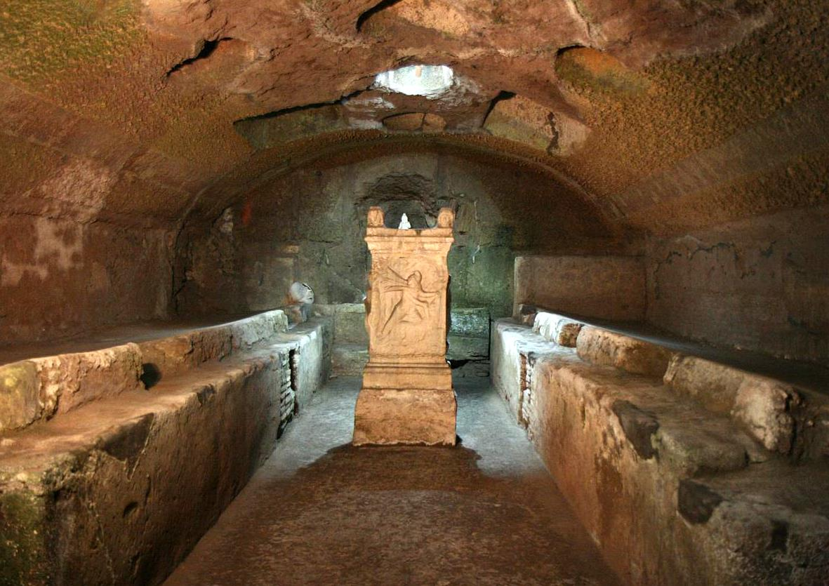 Foto 6: San Clemente (Rooma) kiriku all asuv mithraeum (foto: www.exurbe.com)